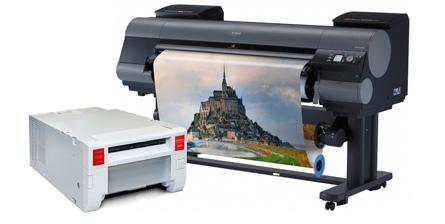 Impresoras, Plotters y Escaners