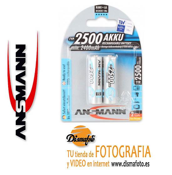 ANSMANN ACUM.LR-06 2400MAH (B2) + ECO