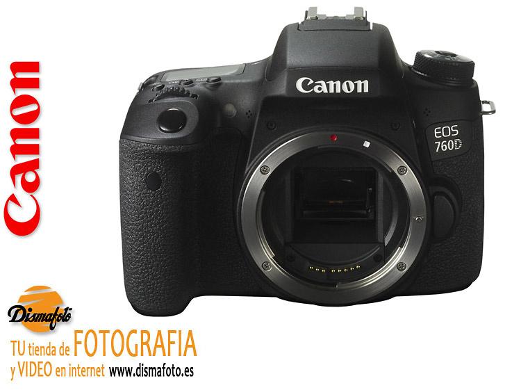CANON CAM. D. EOS 760D CUERPO