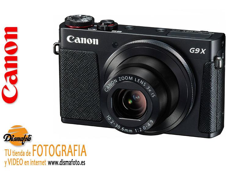 CANON CAM. D. POWERSHOT G9X