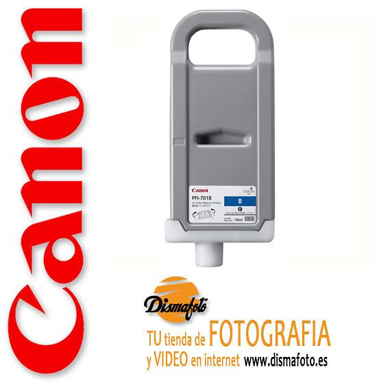 CANON CART.TINTA PFI-701 AZUL 700ML