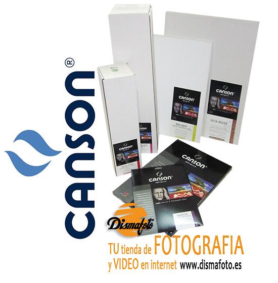 CANSON P. A4 RAG PHOTOGRAPH. DUO 10H 220GR