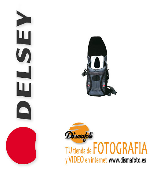 DELSEY BOLSA D20 AZUL