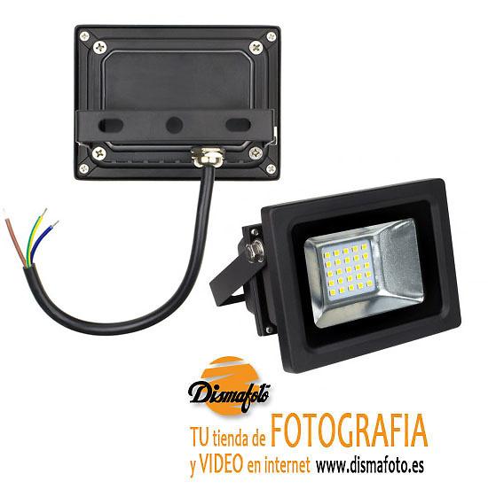 FOTOMATON FOCO DE LED 20W 120LM LUZ NEUTRA