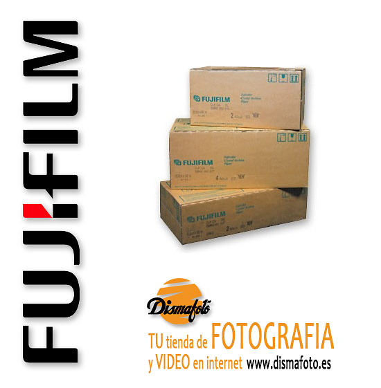 FUJI PAPEL CA M. CRISTAL 25.4X93 M