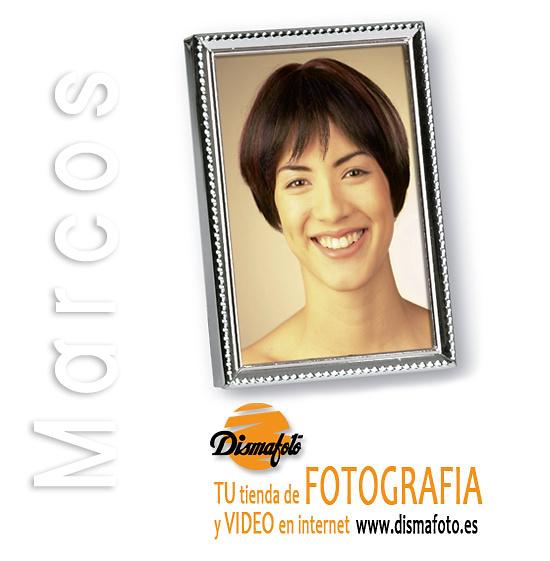 M. MARCO SILVER 3X4 (7X10 CM) - Accesorios de Fotografía, Marcos ...