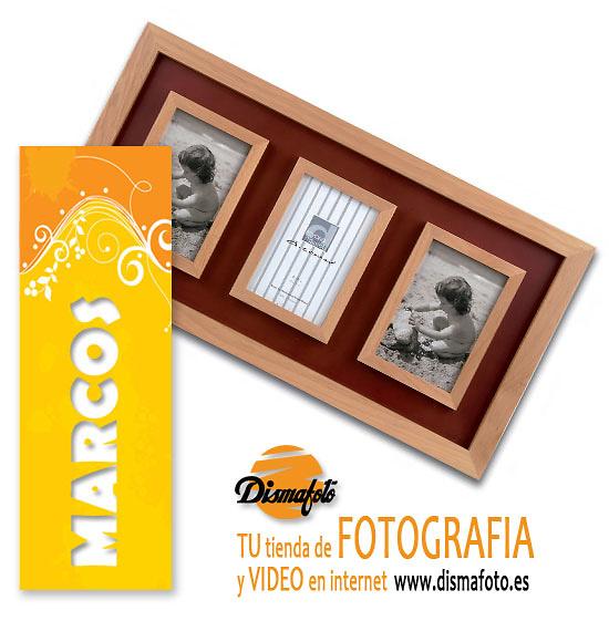 MARCO CORNER FAMILIA 13 MARRON 3 FOTOS