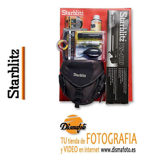 STARBLITZ KIT PARA REFLEX DE 58MM ST-200