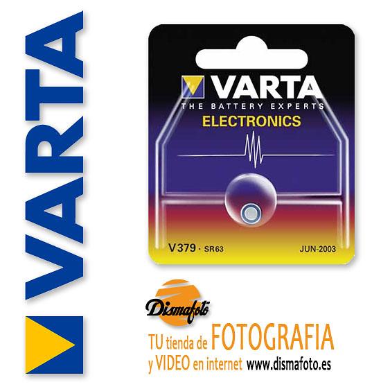 VARTA PILA V-379 1.5 V + ECO