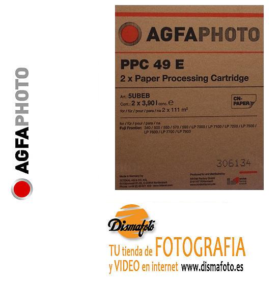AGFAPHOTO Q. PPC 125 EXPRESS (2X) CP49