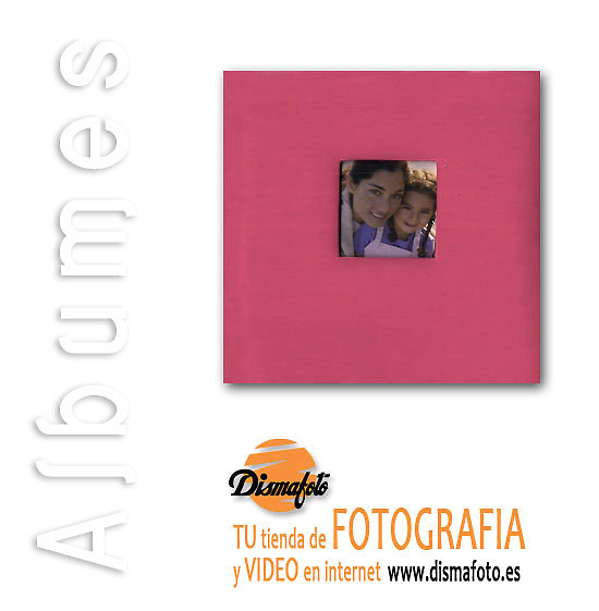 ALBUM M. COTTON 24X24 30 H ROSA