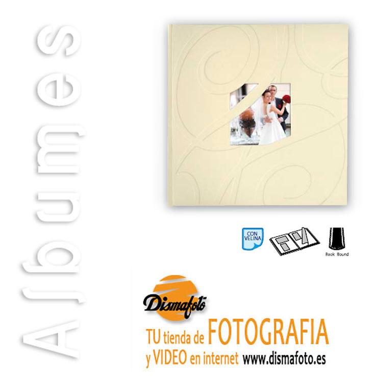 ALBUM M. LETTER 29X29X30(FOTO PAREJA BODA)
