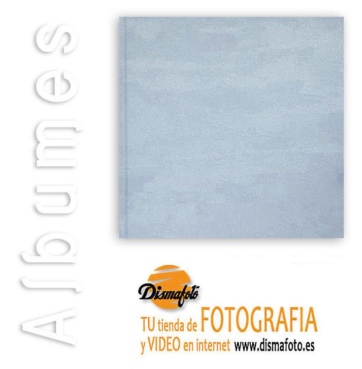 ALBUM MAR 30X30 PEGAR GABRIELA 20F AZUL H.C.