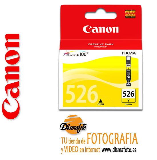 CANON CART.TINTA CLI-526 AMARILLO