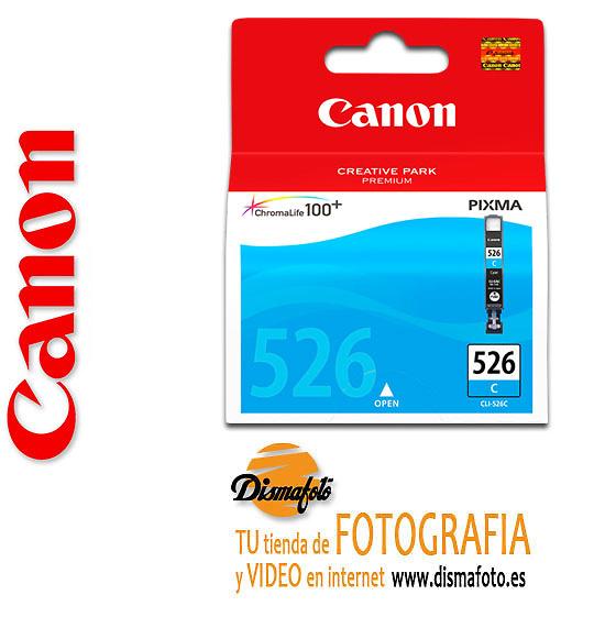 CANON CART.TINTA CLI-526 CYAN