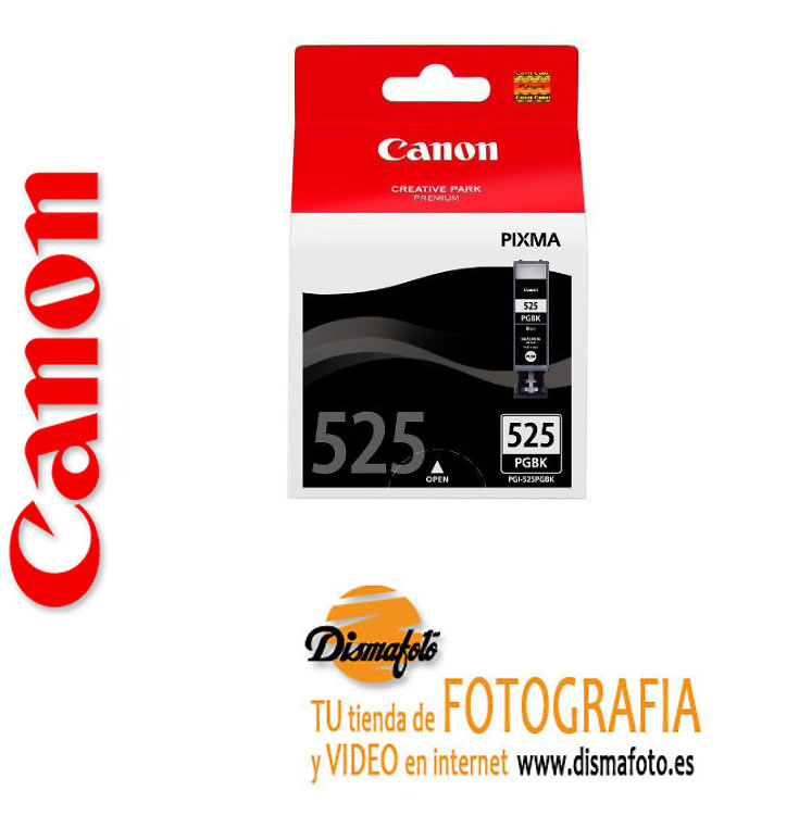 CANON CART.TINTA PGI-525BK NEGRA