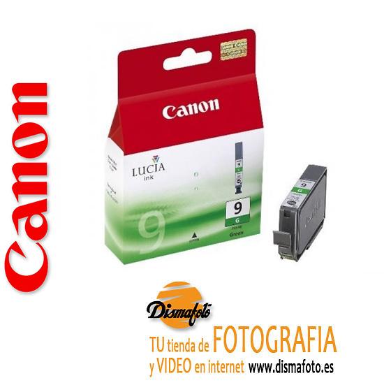 CANON CART.TINTA PGI-9G VERDE