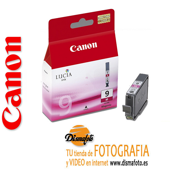 CANON CART.TINTA PGI-9M MAGENTA