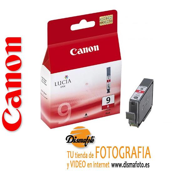 CANON CART.TINTA PGI-9R ROJO