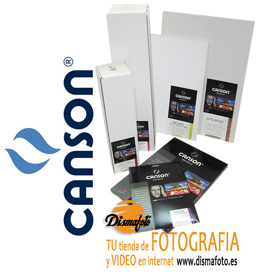 CANSON P. A2 BARYTA PHOTOGRAPHIQUE 25H 310GR