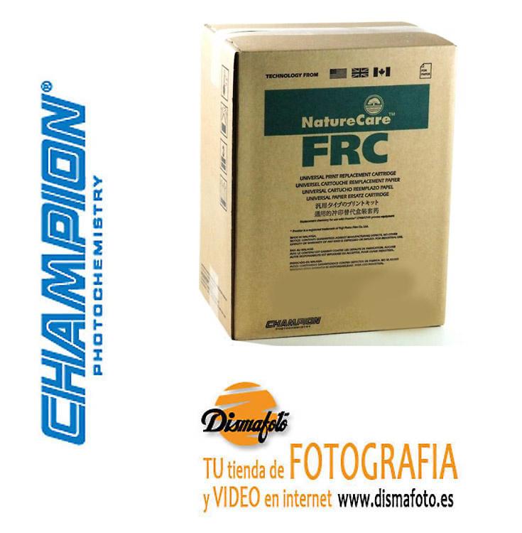 CHAMPION Q. NATURCARE FRC ACONDICIONADOR TABLETAS