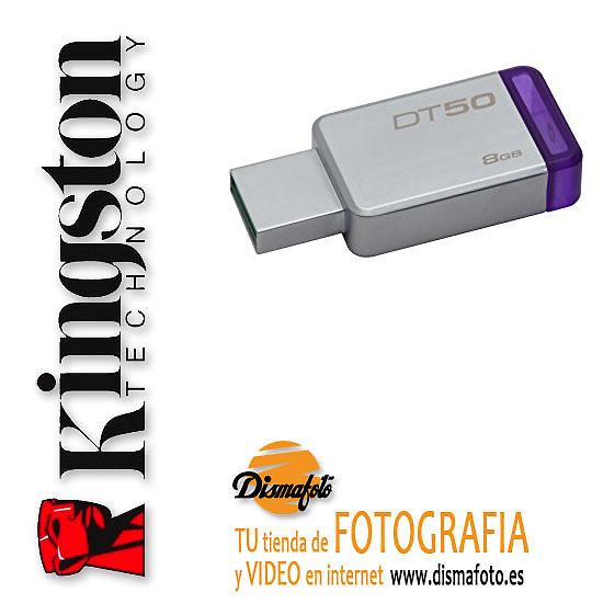 KINGSTON PEN DRIVE USB 3.1 8GB