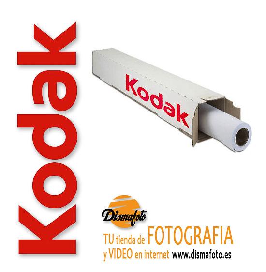 KODAK PAPEL P. LUSTRE FINISH 0.406X30MT 255GR