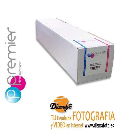 PREMIER CANVAS MATE RC ULTRA WHITE 0,61X25MT 450GR