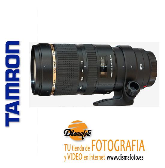 TAMRON OBJ. 70-200 F/2.8 DI VC SD CANON