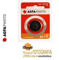 AGFAPHOTO PILA CR2032 3V + ECO