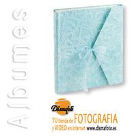 ALBUM M. BUSTA AZUL 23X23X15 (BS59)