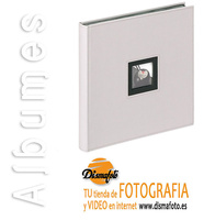 ALBUM WALTHER BLACK AND WHITE 30X30 50 HOJAS ROSA PALO REF. 217-D