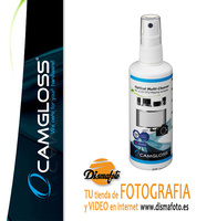 CAMGLOSS SPRAY LIMP. ECOLOG.TFT/LCD 125ML