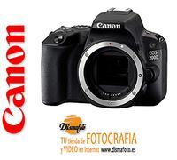 CANON CAM. D. EOS 200D(CUER.)