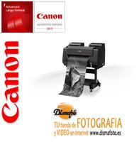 CANON PLOTTER IPF PRO-2000+ PEDESTAL+ 4 BOBINAS DE 61CMX30MT