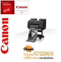CANON PLOTTER IPF PRO-2000+ PEDESTAL+2 BOBINAS 0,61X30MT+ CIZALLA 67CM