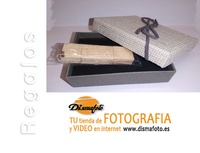 CO PENDRIVE DE MADERA CLARA 8 GB+ CAJA BOX USB FIRENZE