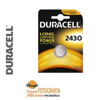 DURACELL PILA 2430 3V + ECO