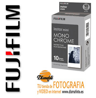 FUJI PELICULA INSTAX 10 FOTOS MONOCHROME