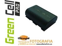 GREEN CELL BATERIA LP-E6N 1900MAH PARA CANON+ECO