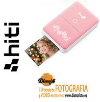 HITI IMPRESORA PRINGO P231 ROSA+1 CAJA P/30 FOTOS