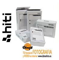 HITI PAPEL +CINTA 10X15 50H.P/640PL/641PL