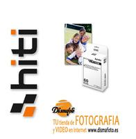 HITI PAPEL P110S+CINTA 10X15 (60H) P/ P110S