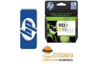 HP CART.TINTA CN048AE 951XL(PLO.8XXX) AMARILLO 1500 PAG.