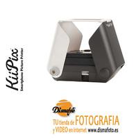 KIIPIX IMPRESORA FOTOGRAFICAS P/MOVILES JET BLACK