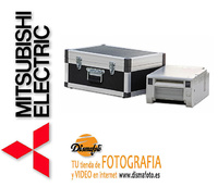 MITSUBISHI IMPRESORA CP-D80DW+ CABLE USB+MALETA DE TRANSPORTE EXTRAFUERTE