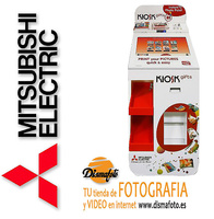 MITSUBISHI KIOSKGIFTS COMPACT+D80DW-S+COMPACTRAY