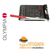 OLYMPIA CIZALLA G-4410 300X440MM HASTA 44CM /A3