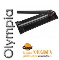 OLYMPIA CIZALLA TR 1003 380X133X38MM HASTA 31CM DE CORTE