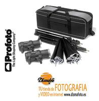 PROFOTO KIT DE ESTUDIO D1 AIR 1000/1000W